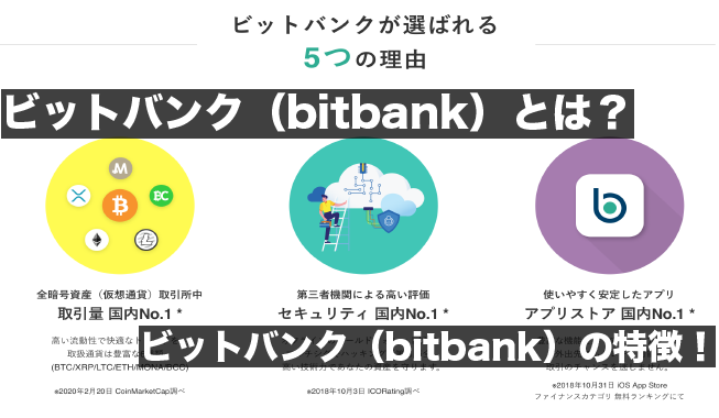ビットバンク(bitbank)とは?